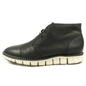 Cole Haan Stitch Out Leather Chukka Ankle Boots